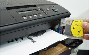 Photo of Il computer di Microsoft, stampato su carta