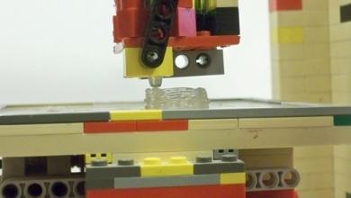 Photo of La stampante 3D di Lego