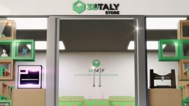 Photo of 3DItaly diventa il primo social-franchising europeo di stampa 3D