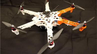 Photo of Un database globale per droni e robot d'emergenza stampati in 3D