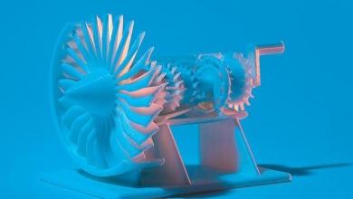 Photo of Stampate in 3D il vostro motore a reazione