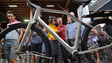 Photo of SOLID, concept bike in titanio interamente stampata in 3D