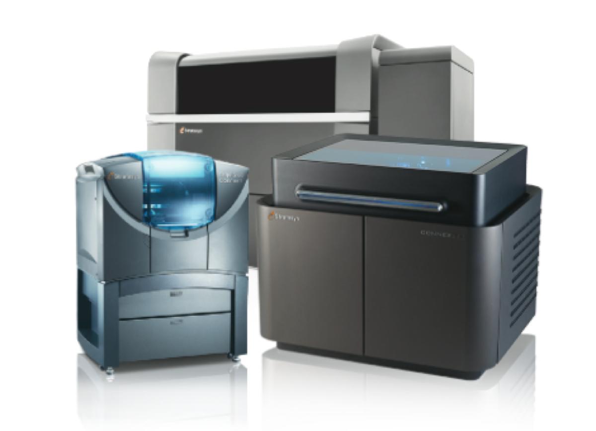 Stratasys polyet 3D printers