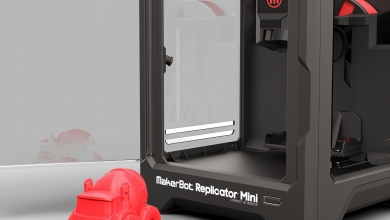 Photo of La Replicator Mini di MakerBot è la MINI Cooper delle stampanti 3D