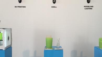 Photo of 3DiTALY stupisce il pubblico della Design Week di Milano con una serie di nuove creazioni