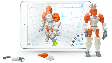 Photo of Tinkerplay mostra la via, Autodesk e Mattel portano la Stampa 3D ai bimbi