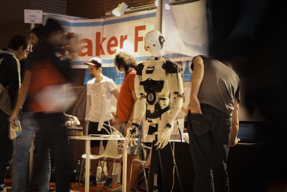 MakerFair2014-Shoot4change - Gullermo Luna