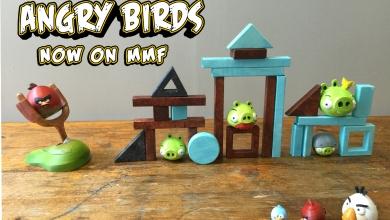 Photo of Gli Angry Birds volano verso le nostre stampanti