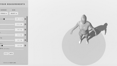 Photo of Vivere un'esperienza extracorporea in 3D è più facile con le nuove API di Body Labs