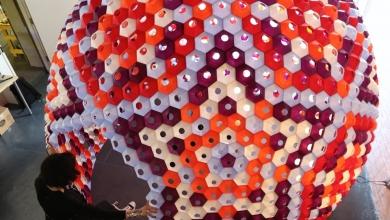 Photo of Svolta nel mondo dell'architettura con la Star Lounge stampata in 3D da Emerging Objects e Bre Pettis