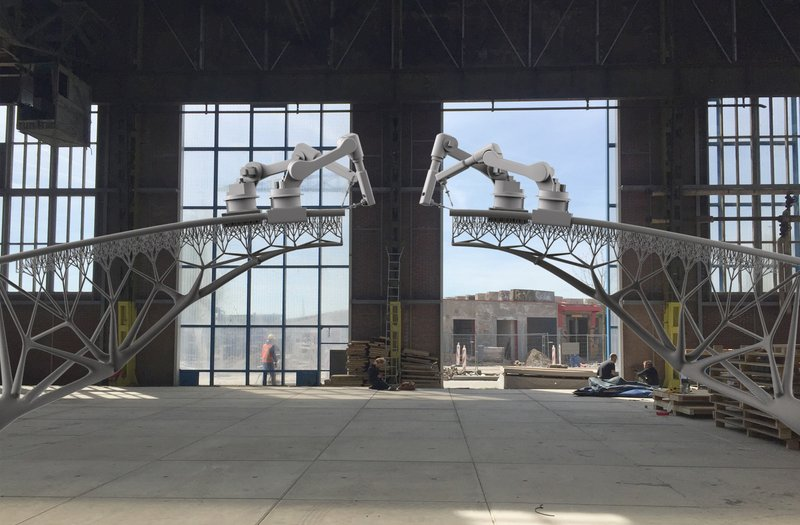 Heijmans 3D Printed Bridge4