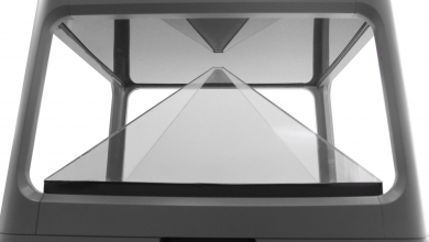 Photo of Holus sbarca nell'era dei sistemi olografici e strizza l'occhio alla stampa 3D