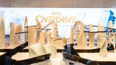 Photo of Anki Drive gareggia tra i palazzi di una città stampata in 3D