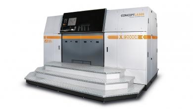 Photo of Concept Laser batte il proprio record per la più grande stampante 3D laser a metalli