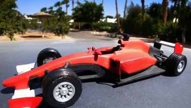 Photo of Una Formula 1 stampata in 3D per Vettel e Raikkonen