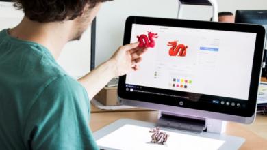 Photo of Le scansioni 3D di HP Sprout diventano reali grazie alla partnership con Sculpteo