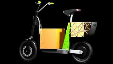 Photo of Paolo è uno scooter minimalista che potrebbe essere stampato 3D