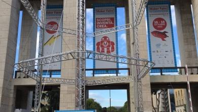 Photo of Tutto il meglio della stampa 3D in mostra alla Maker Faire di Roma