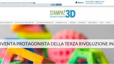 Photo of Esprinet Punta Sulla Stampa 3D, con un MiniSito dedicato per i Clienti