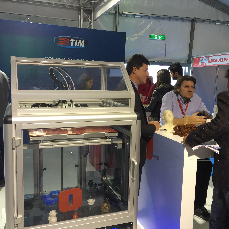 olivetti 3d printer