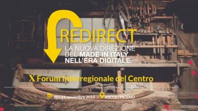 "Photo of REDIRECT ITALY – Workshop ""STAMPA 3D"""