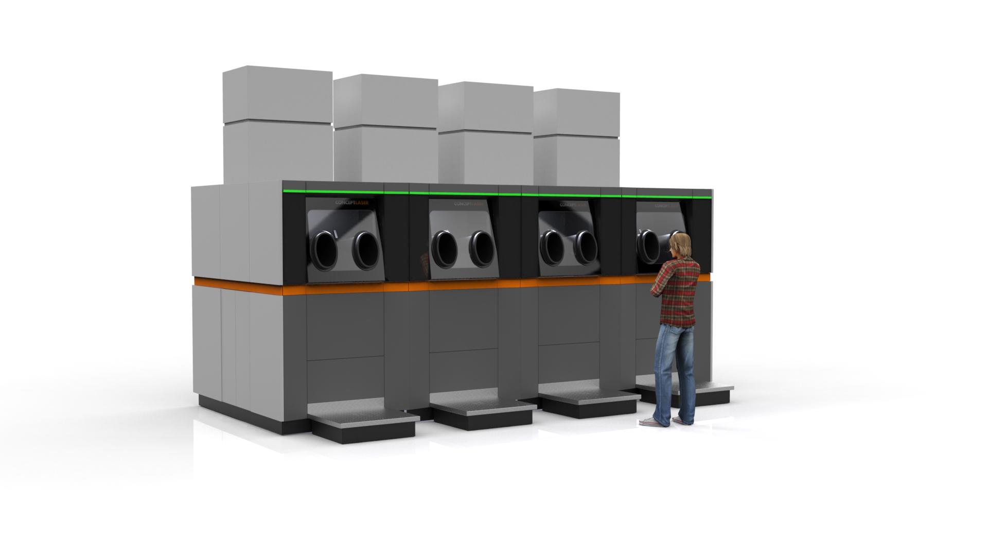 Concept Laser Factory5