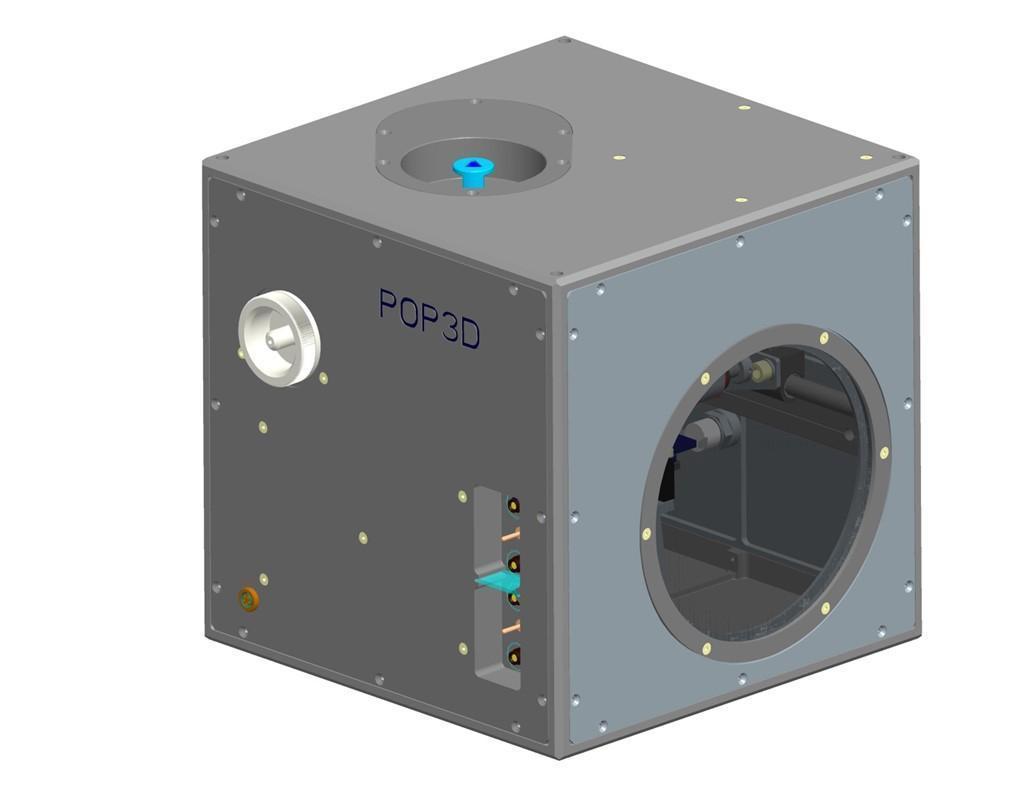 Pop3D Printer ASI
