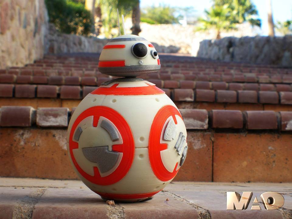 Starwars BB-8 MAO2