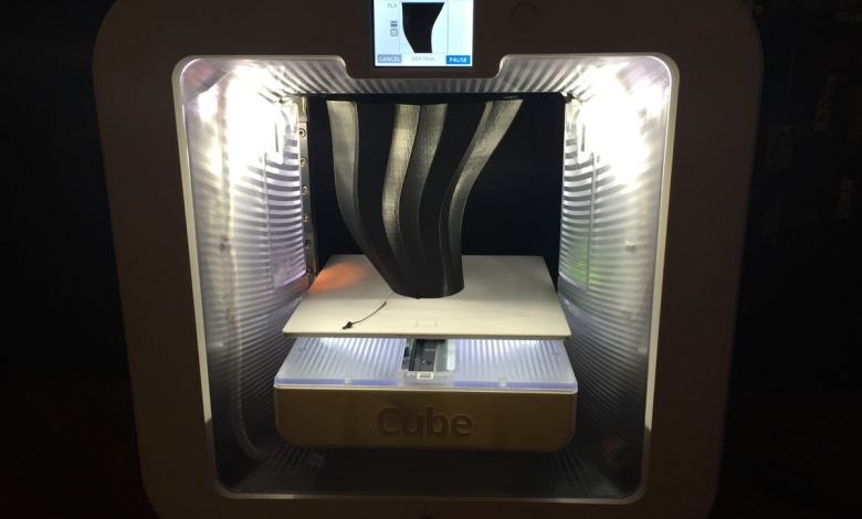 Photo of La Cube3 di 3D Systems, una macchina incredible in cerca di un mercato