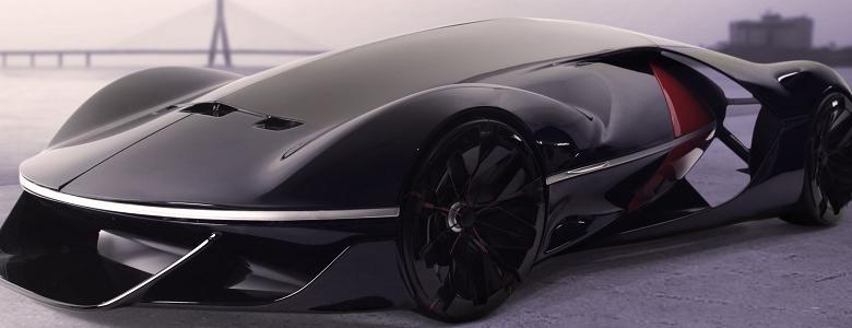 Photo of Queste sono le Ferrari del futuro stampate in 3D da Skorpion