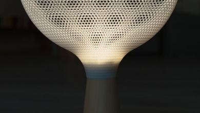 Photo of Afillia, la lampada stampata in 3D di Alessandro Zambelli riceve il Premio dei Premi