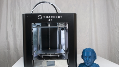Photo of Sharebot 42 è la risposta di Sharebot al futuro della stampa 3D desktop