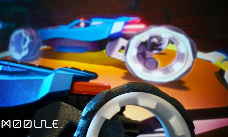 Photo of XMODULE entra di corsa nel futuro dei videogiochi e della stampa 3D