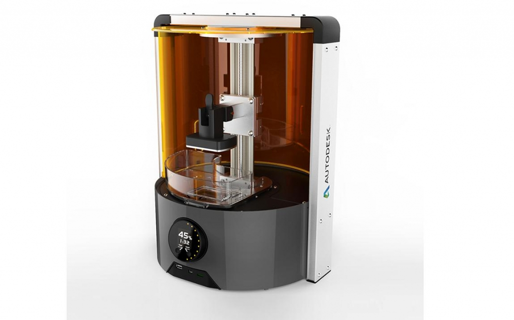 multinazionali stampa 3D autodesk ember