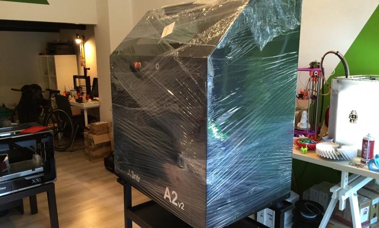 Photo of A2v2, ecco come 3ntr cambia il prezzo e il volto della stampa 3D industriale
