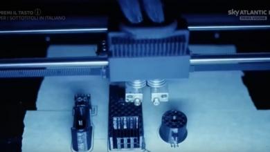 Photo of Gomorra, nel nuovo episodio i camorristi diventano maker con le pistole stampate in 3D (da Sharemind)