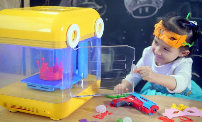 Photo of La stampa 3D nelle scuole decolla in Cina con la stampante 3D MiniToy di Weistek