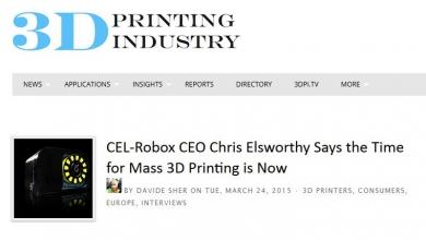 Photo of iMakr ha acquisito 3dprintingindustry.com: buone o cattive notizie per il settore?