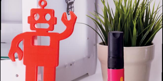Photo of L'adesivo per 3D printing  Magigoo di Thought3D si rifà il trucco e arriva con una nuova formulazione potenziata