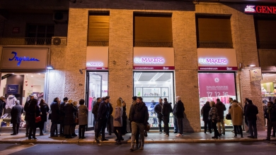 Photo of Apre il flagship store di Eumakers a Bari