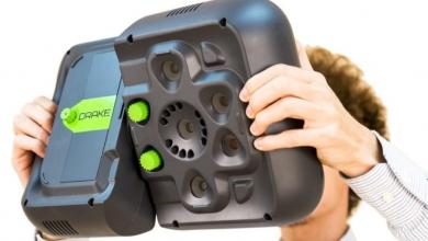 Photo of Lo scanner 3D Drake debutta alla 3D Print Expo di Mosca e vince un prestigioso premio