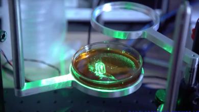 Photo of Gli esperti di realtà virtuale della Daqri presentano un dispositivo per 3D printing layer-less olografico