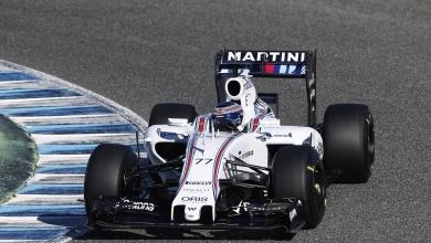 Photo of L'avventura di EOS in Formula 1 riparte il 24 marzo, con il team Williams Martini Racing
