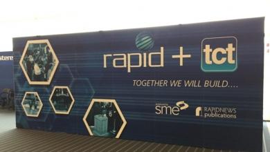 Photo of Rapid + TCT 2017: il meglio della manifattura americana