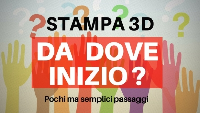 Photo of Stampa 3D – Da dove inizio?