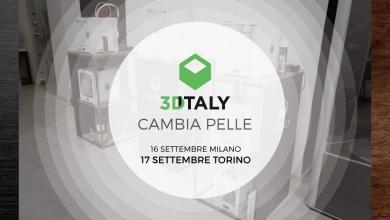 Photo of 3DiTALY: le sedi di Torino e Milano si rifanno il look