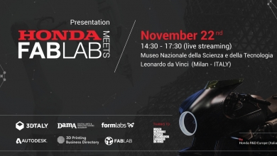 """Photo of Presentazione del contest """"Honda meets Fablab"""""""