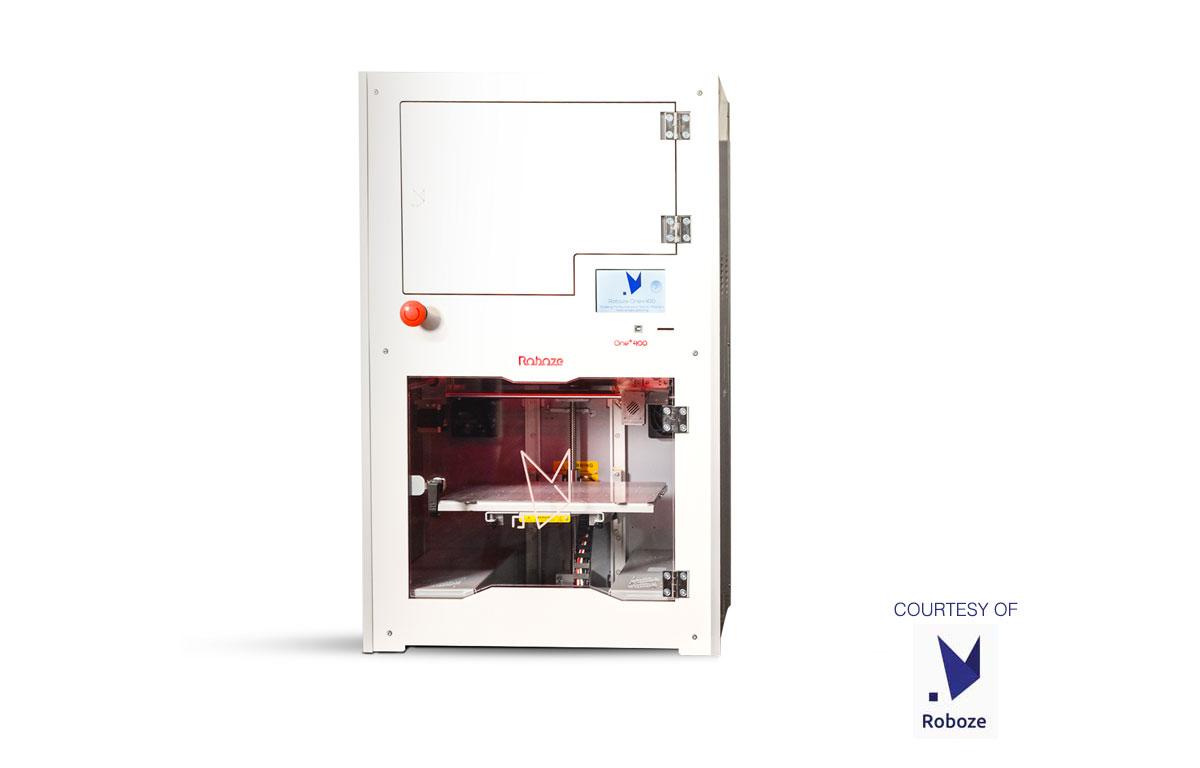 La stampante 3D di Roboze per materiali ad alta temperatura