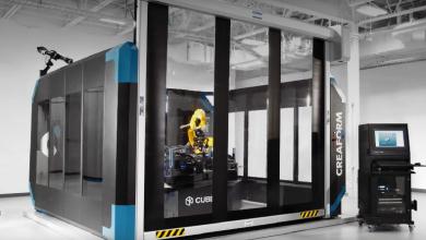 """Photo of Creaform lancia CUBE-R, la macchina di misura a coordinate a scansione 3D """"chiavi in mano"""" più veloce e accurata per l'ispezione in linea"""