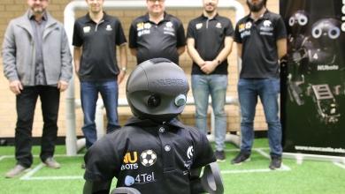 Photo of I robot-calciatori stampati in 3D danno il calcio d'inizio alla RoboCup 2018